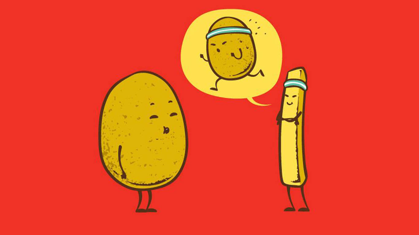 Slim Potato